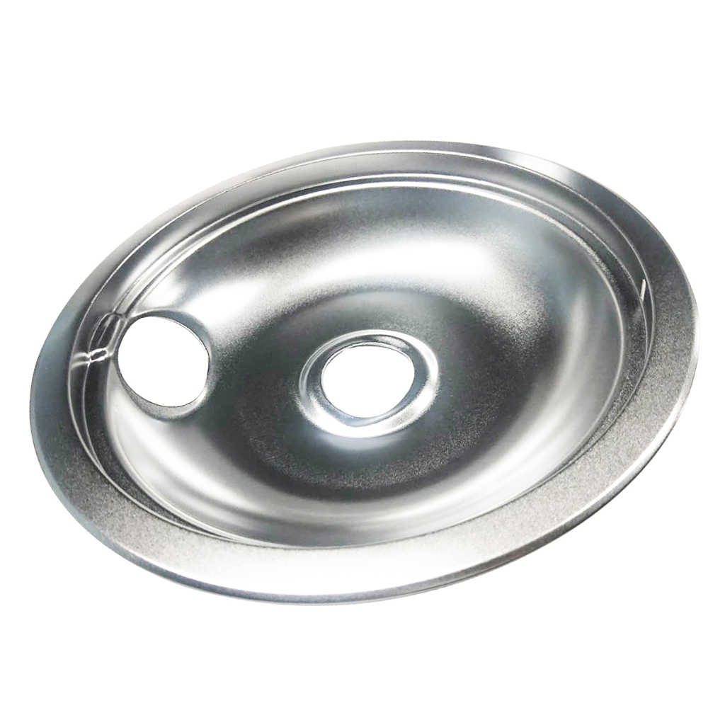 Replacement Stove Range Oven Drip Bowl Pan, 6'' for Frigidaire Mfg#316048413
