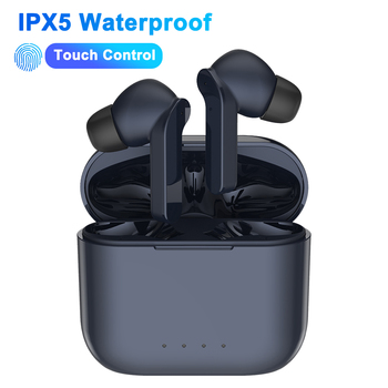 KINGSTAR Wireless Bluetooth 5.0 Earphones TWS Earbuds Waterproof Touch Control HiFi Headphone Sports Headset PK i12 i9 Pro image