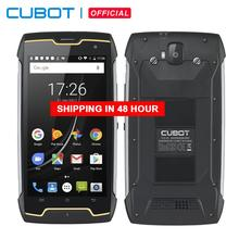 Cubot KingKong Smartphone robusto IP68 impermeable 4400mAh Batería grande brújula + GPS + 3G Dual-SIM Android 7,0 2GB RAM 16GB ROM MT6580