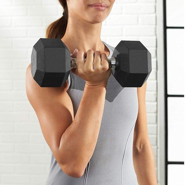 Gym Dumbbell 1