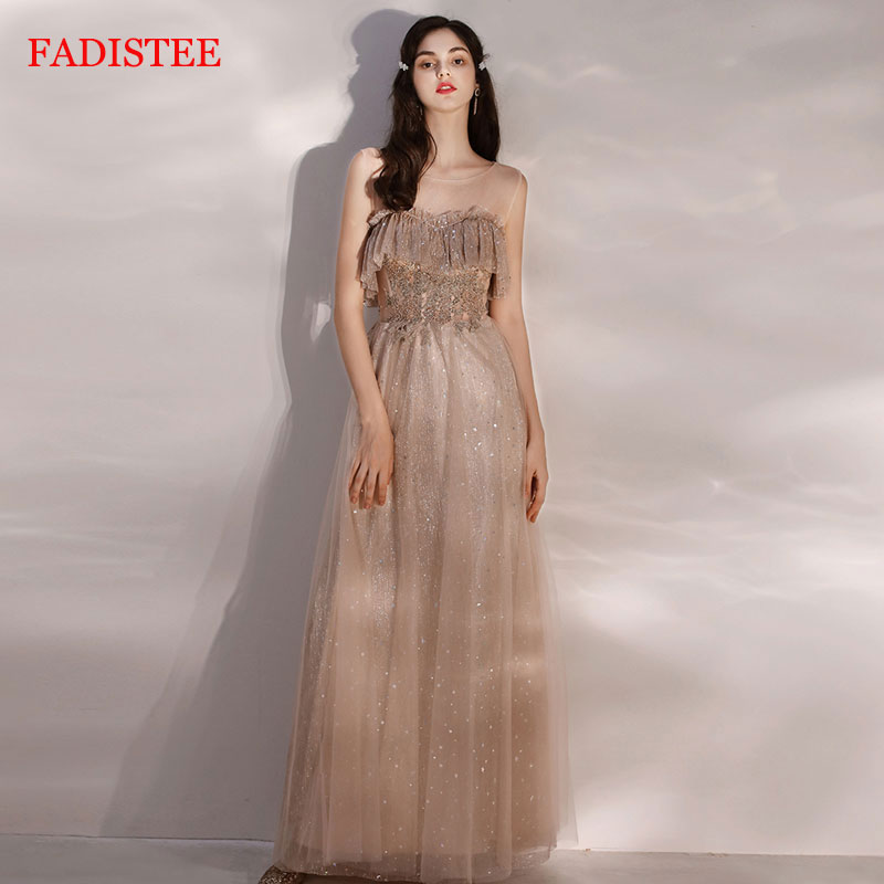 Muslim Plus Size Prom Party Evening Dresses Vestido De Noiva Sereia Gown Satin Robe De Soiree Elegant Frock Soft Tulle Bling