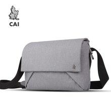 CAI 6 farben Umschlag Messenger Schulter Tasche Kreuz körper Paar Mini Tablet Taschen für Teenager Jungen Mädchen Handtaschen geldbörsen