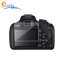 Sindax Screen Protector For Canon 1200D Tempered Glass LCD Film For Canon EOS 1300D 1500D DSLR Camera Tempered Glass Film(China)