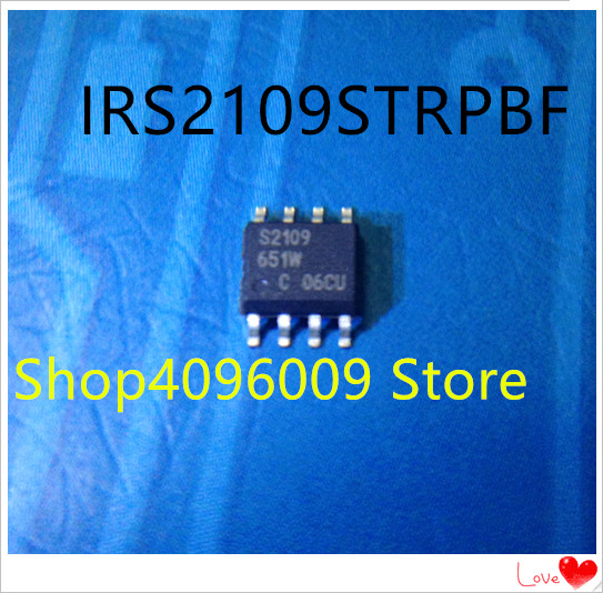 NEW 10PCS/LOT IRS2109STRPBF IRS2109S IRS2109 S2109 SOP-8