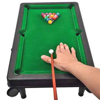 Mini Billiards Parent-child Sports Toys Interactive Board Game 55cm Table Ball Kids Toys for Children 1-3Y Kids Games and Toys