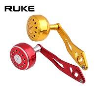 Ruke Aluminium Reel Handvat  Vissen Reel Accessoire  8X5 Mm  Voor Abu En Daiwa  links En Rechts Kan Uitwisseling Gratis Verzending