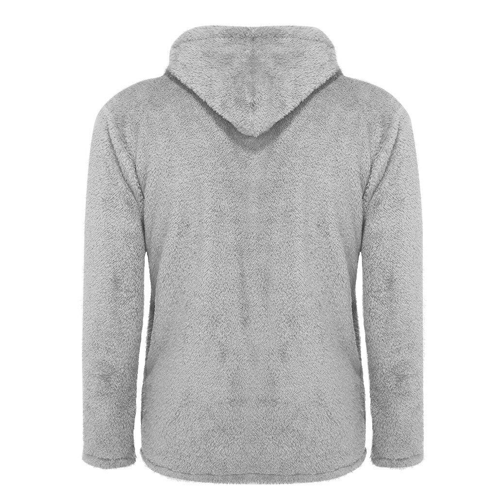 Bomber Jacket Men Winter Thick Warm Fleece Teddy Coat for Mens SportWear Tracksuit Male Fluffy Fleece Hoodies Coat Outwear warm 4