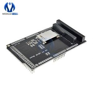 """2,8 3,2 """"TFT/SD Expansion Schild Board Für Arduino Durch TFT LCD Display Modul Sd-karte Adapter Mega"""