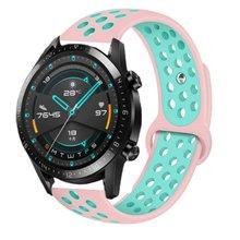 Ремешок 20/22 мм для huawei watch gt 2/2e нейлоновый браслет
