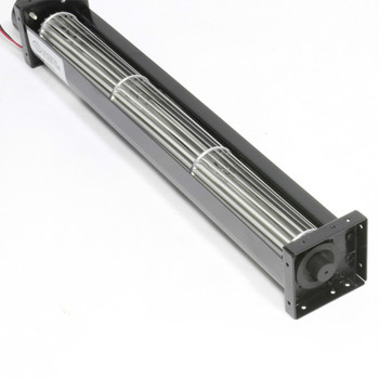 Crossflow cooling Cross Flow Fan 30mm diameter DC12V24V low noise large air volume Elevator chassis cooling accessories