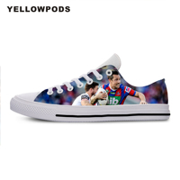 New Canvas Men Casual Shoes San Diego Confortable Tennessees Men And Women Titans Rugby Players Logo Walking Off White Shoes Man