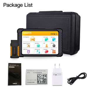 Image 3 - Humzor NexzDAS Pro Full system Bluetooth Auto Diagnostic Tool OBD2 Scanner Car Code Reader with Special Functions