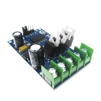 170W High Power H-Bridge Drive Board NMOS With Brakes Forward And Reverse