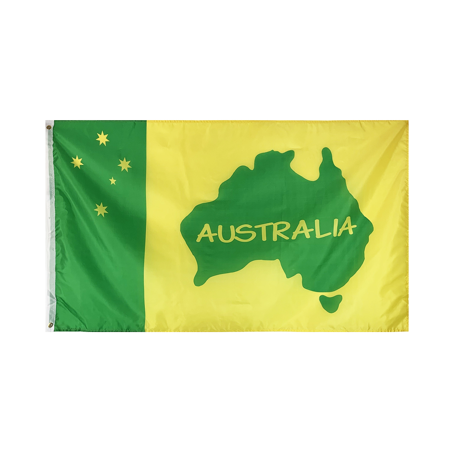 Flagnshow 90x150cm 3x5ft Australia Aussie Flags and Banners Australian National Flag for Rooms Decoration
