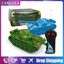 Мини модель радиоуправляемой машины world of tank военное оборудование