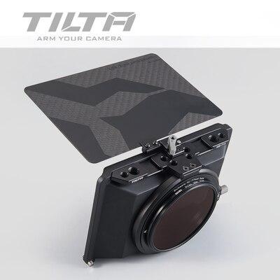 Mini boîte mate Tiltaing pour appareils photo sans miroir reflex numérique accessoires de capot d'objectif Tilta