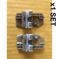 X1 conjunto para renault scenic ii janela regulador kit de reparação traseira-esquerda & direita 2003-2009