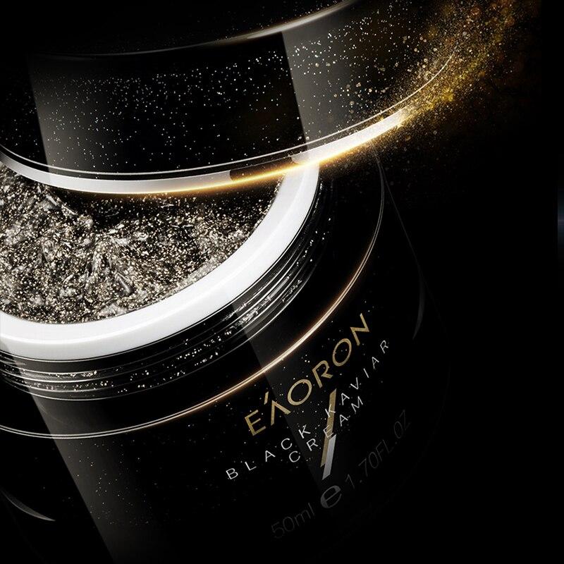 Australie Eaoron noir KAVIAR crème nourrissante pour le raffermissement de la peau raffermissant minimisant les taches brunes Pigmentation rétrécissement des Pores