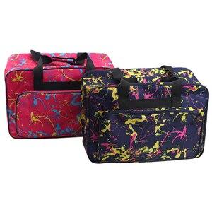Сумка для швейной машины портативная дорожная сумка для хранения большая емкость швейная машина для хранения пряжи сумка для дочери