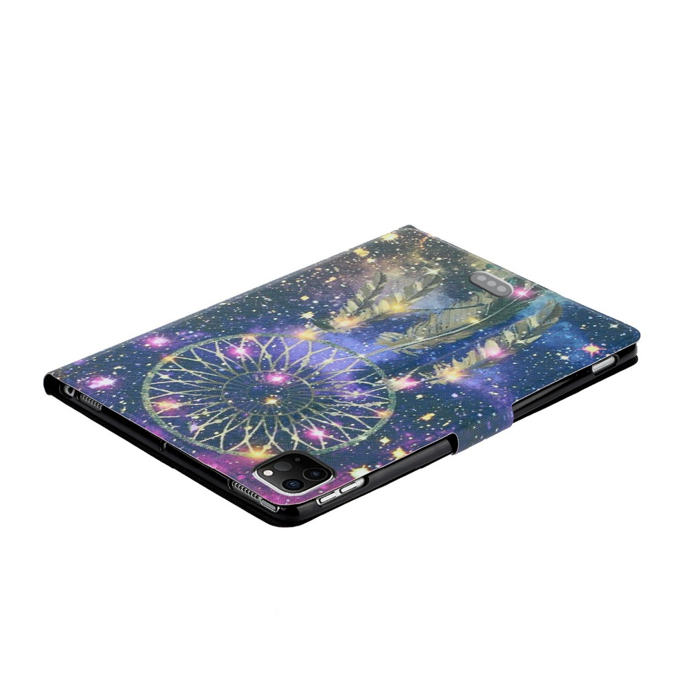 Case Leather Case Smart Painted Pro Pro 11 for iPad iPad For PU 2020 inch Folio Cheap