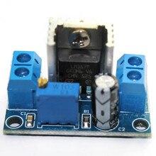 цена на LM317 DC-DC Converter Buck Step Down Circuit Board Module Power Supply Linear Regulator LM317 Adjustable Voltage Regulator 1.5A