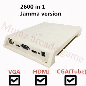 2600 In 1 Pandora Game Box X 3D arcade-version Jamma Board PCB for Arcade Cabinet Machine HD video games HDMI VGA CGA tekken