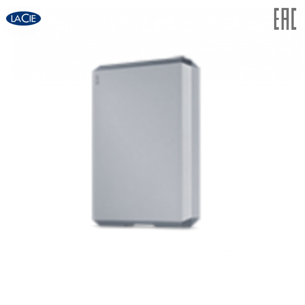 """External Hard Drives Lacie STHG5000402 computer Storage device hdd disk portable 5TB LaCie Mobile Drive 2.5"""" USB 3.1 TYPE C Space Grey 5 tb"""