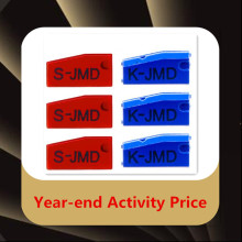 JMD King чип для удобный детский ручной ключи копия чип заменить JMD 4C/4D/42/46/48/72G 5 шт./лот JMD красный король