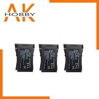 11.4 v 2400 mah original zangão bateria dobrável rc quadcopter peças de reposição bateria ou para jjrc x12