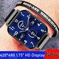 Мужские Смарт-часы с ЭКГ, водонепроницаемые IP68 Смарт-часы, Смарт-часы для мужчин на Android 2020, Смарт-часы для телефона Huawei, IPhone, IOS
