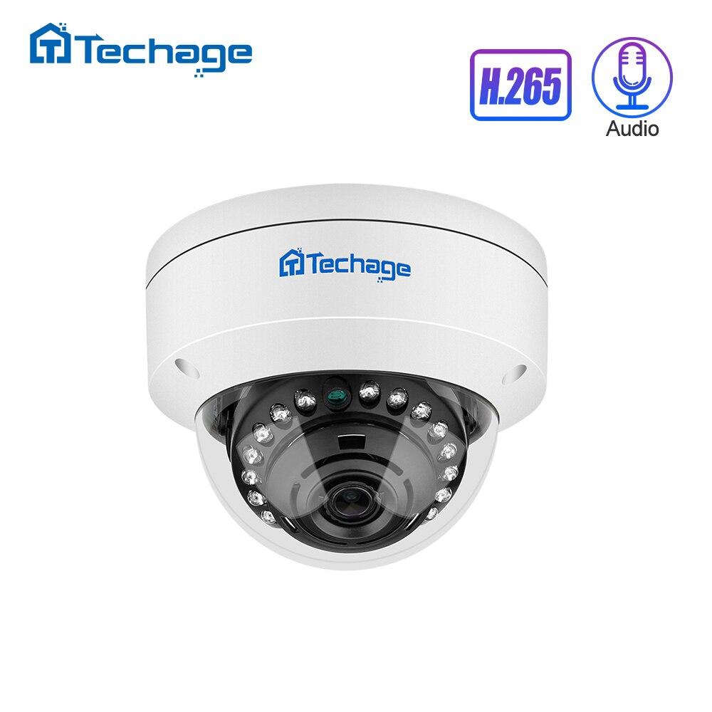 H.265 4MP 5MP Anti-vandalisme Anti-vandalisme POE IP caméra intérieure extérieure boîtier en métal P2P ONVIF dôme CCTV HD vidéo Surveillance