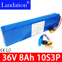 36V8ah Electric bike lithium battery 10S 3P 36V 7800mah 18650 battery for 500 WE bicycle belt 15A bms  36v lithium battery NEW 2sc3320 15a 500v npn to 3p