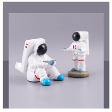 Уникальный держатель для телефона с изображением космонавта, милый держатель для мобильного телефона, подставка для планшета, настольный держатель, дизайнерский держатель высокого качества, подарок