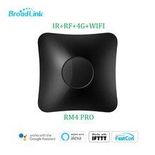 Broadlink Rm Pro +/RM4 Pro Universele Intelligente Afstandsbediening Smart Home Automation Wifi + Ir + Rf Schakelaar werken Met Alexa