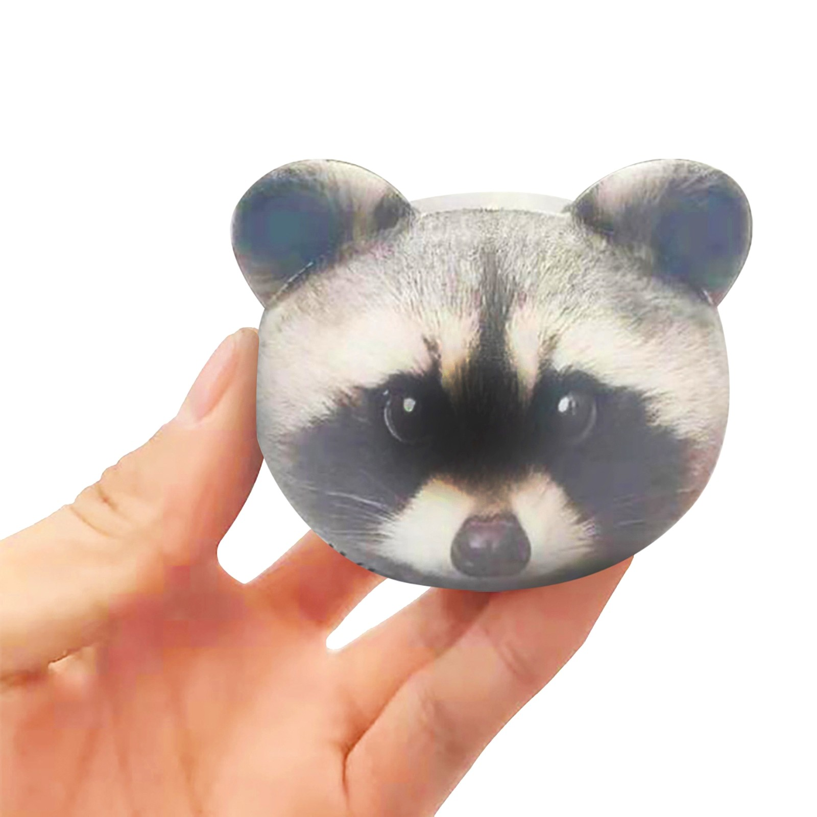 Decompression Toy Animal-Head-Toys Stress Pinching-To-Release-Stress Dolls Anxiety img3