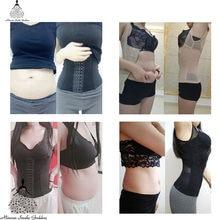 woman's shaper slimming waist trainer Shapewear tummy shaper corrective underwear slimming sheath belly women corset for posture
