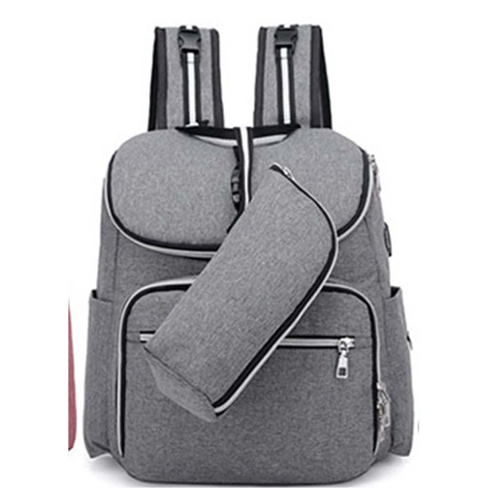 Diaper Bags Multi-function Large-capacity Fashion Mummy Bag Out-port Lightweight Baby Maternity Bag Backpack Shoulder Waterproof