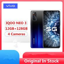 Vivo-teléfono móvil IQOO NEO 3 5G, Original, Snapdragon 865, Android 10,0, 6,57