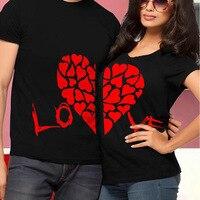 T-Shirts für Paare