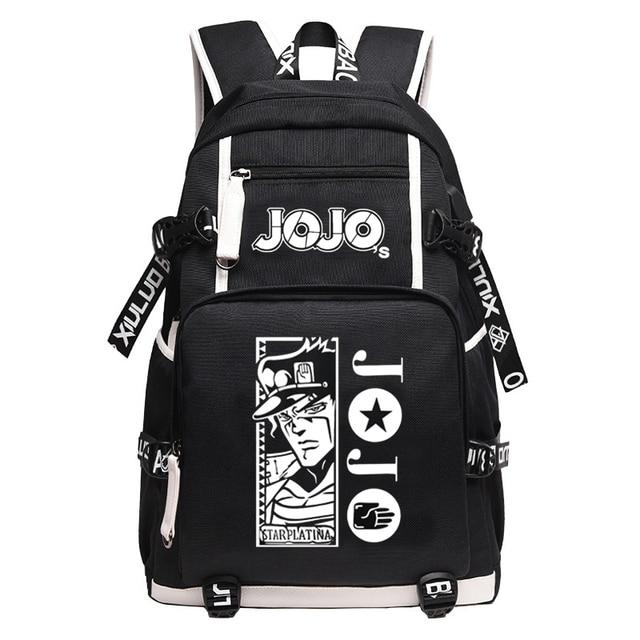 Bizarre Adventure Backpack