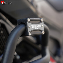 Protection pare chocs pour moteur, bloc décoratif pour Triumph Tiger Explorer 1200 1050i 955i 800/XC, trophée de vitesse Triple 1050i 900