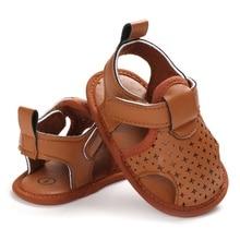 2020 Brand Toddler Newborn Baby Boy Girl Sandals Soft Sole Shoes