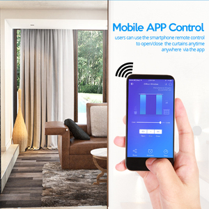 Image 5 - Smart Curtain Switch WiFi Roller Shutter Switch Voice Control Compatible with Alexa Eco Google Home Blinds Roller Shutter Switch