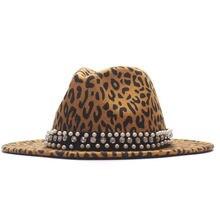 2020 зимние осенние мужские и женские шерстяные фетровые шляпы