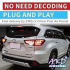 AKD tuning cars Tail...