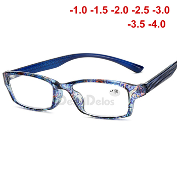 2020 New Men Women Reading Glasses Farsighted Vision Glasses For Hyperopia With Spring Hinge Eyeglasses Points+1+1.5+2+2.5+3+3.5 image