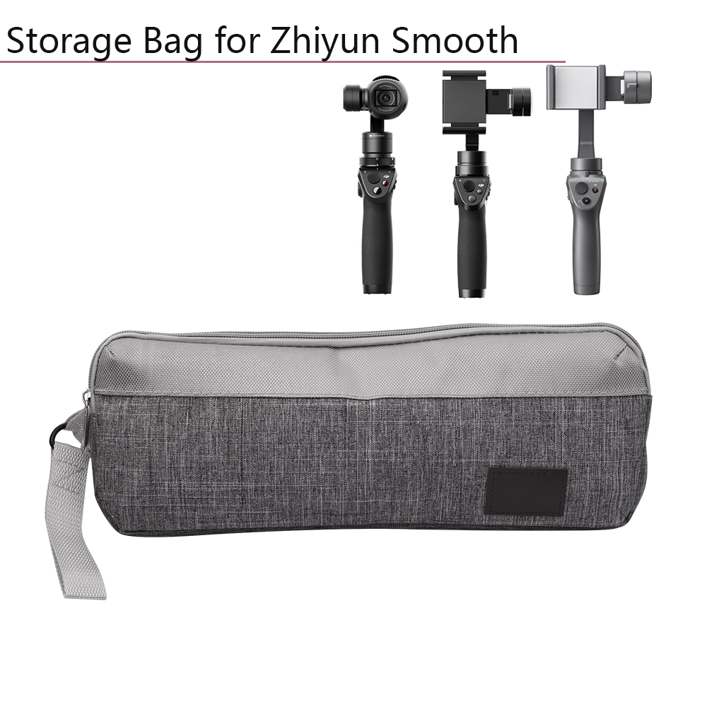 Storage Bag Case For DJI Osmo Mobile 2 3 Zhiyun Smooth Q 4 For Fimi 3-Axis Handheld Stabilizer Gimbal Camera Accessories Parts