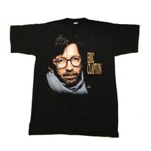 Vintage 1992 eric clapton uk tour t camisa tamanho xl novo