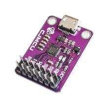 1pcs CP2112 Debug Board USB to SMBus I2C Communication Module 2.0 MicroUSB 2112 Evaluation Kit for CCS811 Sensor Module on AliExpress