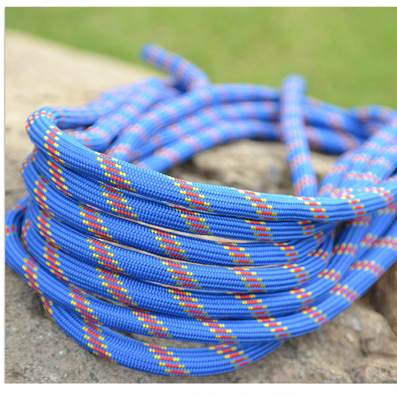 10M,15M,20M,30M Dia.10mm Paracord For Survival Parachute Cord Lanyard Camping Climbing Camping Rope Hiking Clothesline